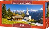 Church Marterle, Carinthia, Austria - 600 stukjes