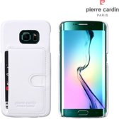 Pierre Cardin hardcase voor Samsung Galaxy S6 Edge - Wit