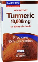 Lamberts Kurkuma (Turmeric) 60 tabletten