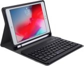 iPad Mini 7.9 inch (2019) Case - Bluetooth Toetsenbord Hoes met stylus pen houder - Zwart
