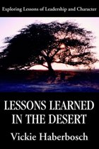Lessons Learned in the Desert