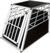 vidaXL - AutoBench Aluminium- 1 deurs - 65 x 91 x 70 cm