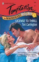 License to Thrill (Mills & Boon Blaze)