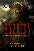 Hybrids (prequel 4 of Hunted)