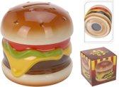 klein spaarpotje hamburger