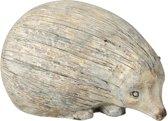 Rasteli - Egel - Beige - Grijs - L27x17xH16,5cm - Cutie patootie -  L cement