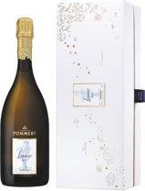 Pommery Cuvée Louise Coffret 2004 Champagne - 1 x 75 cl