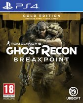 Ghost Recon Breakpoint Gold Edition - PS4
