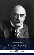 Complete Works of Rudyard Kipling (Delphi Classics)