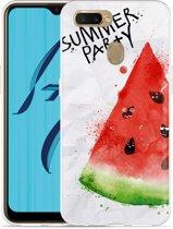 Oppo AX7 Hoesje Watermeloen Party