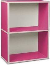 bol.com | Roze Boekenkast kopen? Alle Roze Boekenkasten online