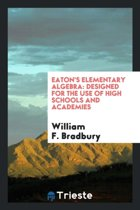Eaton's Elementary Algebra