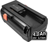 8838 Li-ion 4.0Ah/25V Plus.Parts Accu voor Gardena (100Wh)