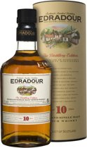 Edradour Single Malt Whisky 10 Years - 70 cl