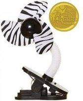 Dreambaby kinderwagen ventilator   Zebra