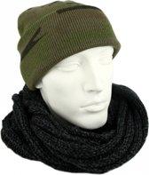 Fostex Commando - Muts - Volwassenen - Unisex - One size - Groen