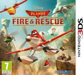 Planes: Fire & Rescue - 2DS + 3DS