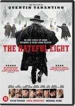 DVD cover van The Hateful Eight