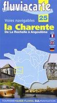 Fluviacarte 25 la Charente