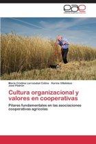 Cultura Organizacional y Valores En Cooperativas