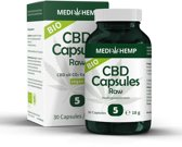 Medihemp - 5% CBD - 30 Capsules