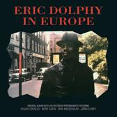 In Europe -Transp. Red-
