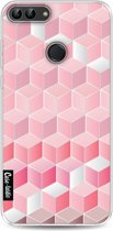 Casetastic Softcover Huawei P Smart - Cubes Vibe
