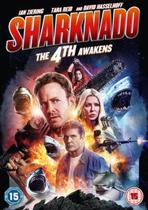 Sharknado 4 (import) (dvd)