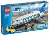 LEGO City Passagiersvliegtuig - 3181