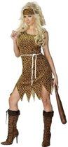 Holbewoner kostuum - Dames - Maat 40-42