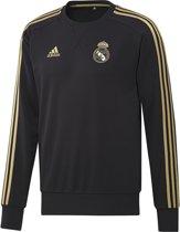 Adidas Real Madrid Trui 2019-2020 Heren - Zwart - Maat M