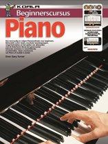 Beginnerscursus Piano | Boek + CD + DVD