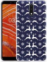 Nokia 3.1 Plus Hoesje Oh Deer