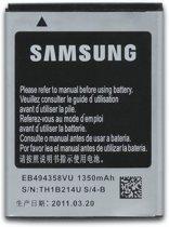 Samsung - Galaxy Ace en Galaxy Gio originele batterij EB494358VU