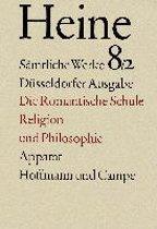 Zur Geschichte der Religion und Philosophie in Deutschland. Die romantische Schule