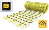 MAGNUM Mat - Set 1,25 m² / 188 Watt, Elektrische Vloerverwarming