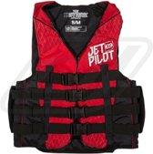 JETPILOT Strike 50N Nylon Vest, JA6201E, Red, Maat XS