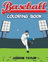 Baseball Coloring Book