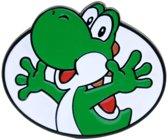 Nintendo - Enamel Filled Yoshi Buckle