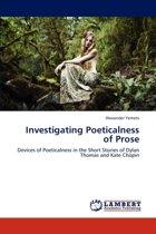 Investigating Poeticalness of Prose