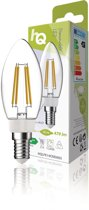 LED Vintage Filamentlamp Dimbaar Kaars 3.6 W 470 lm 2700 K