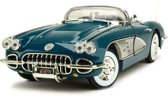 Chevrolet Corvette 1958 - 1:18 - Motor Max