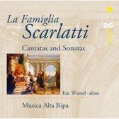 Cantatas & Sonatas: Famiglia Scarla