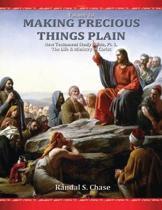 New Testament Study Guide, Pt. 1