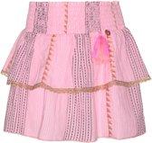 Mim-pi Meisjes Rok - Roze - Maat 104