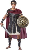 Luxe Romeinse gladiator pak voor mannen - Verkleedkleding