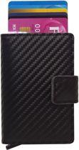 Figuretta Creditcardhouder - RFID  6 Pasjes - Zwart
