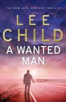 Boekomslag van 'Wanted Man'