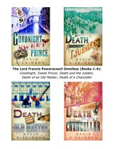 The Lord Francis Powerscourt Omnibus (Books 1-4)