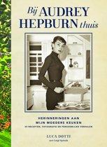 Bij Audrey Hepburn thuis